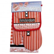 Keuken textiel Keuken Set - Amsterdam