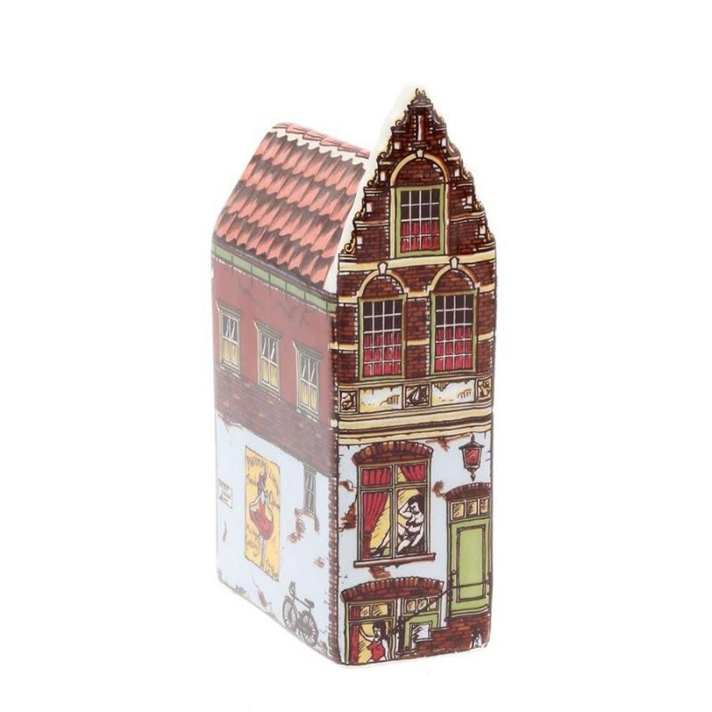 Rosse Buurt - de Wallen - Grachtenhuis
