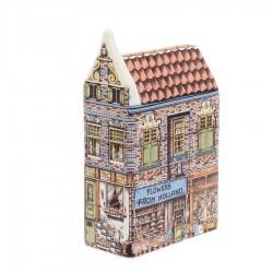 Boeken- en Bloemenwinkel - Grachtenhuis