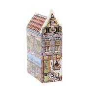 Polychroom - Klein Boeken- en Bloemenwinkel - Grachtenhuis