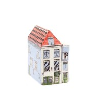 Polychrome - Small Narrowest Canal House