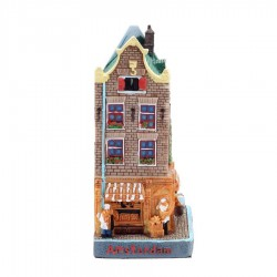 Bakery Canal House - Right corner house