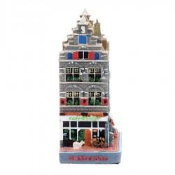 Coffeeshop Grachtenhuis - Rechter hoekwoning