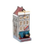 Polystone Grachtenhuisjes Anne Frank huis