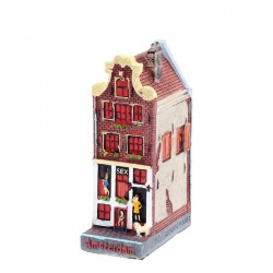 Red Light District Canal House