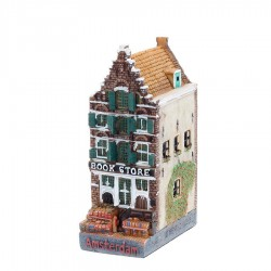 Polystone Canal Houses Oude Schans