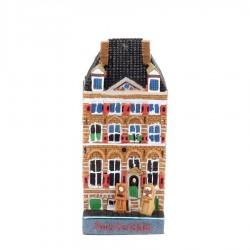 Polystone Grachtenhuisjes Rembrandthuis
