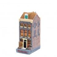 Polystone Grachtenhuisjes Koffie en thee winkel - Jacob Hooij