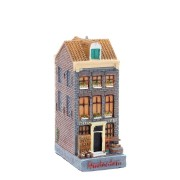 Polystone Canal Houses Coffee and Tea - Jacob Hooy