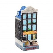 Polystone Grachtenhuisjes Van Gogh Gallery