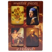Famous Painters Master pieces - 3D MDF