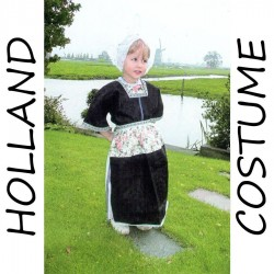 Costume Holland Girl 3-6 years - Holland Costume