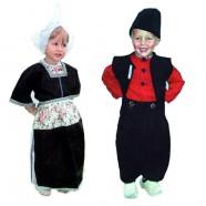 Meisje 3-6 jaar Holland Kostuum