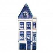 Delft Blue - Large Narrowest Canal House