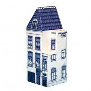 Delfts Blauw - Groot Smalste Amsterdams Grachtenhuis