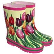 Tulpenlaarzen Tulpenlaars - maat 23 - kinderen