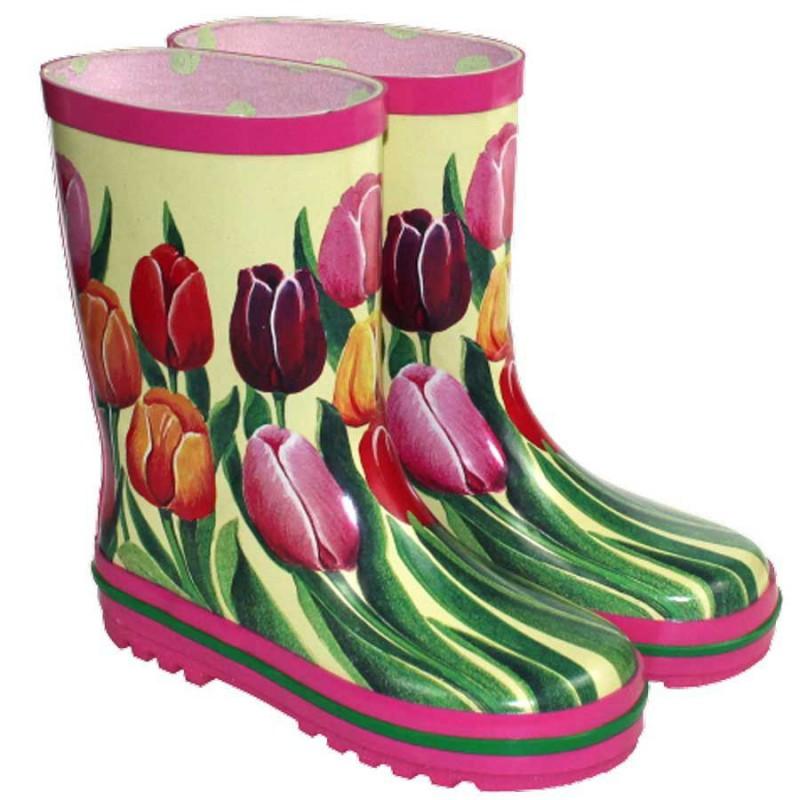 Tulpenlaarzen Tulpenlaars - maat 33 - kinderen