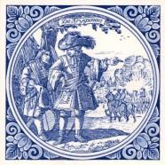 Tiles The Warrior - Tile 15x15 cm