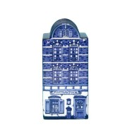 Delft Blue - Large Post Office -  Canal House