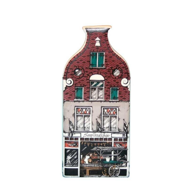 Viswinkel - Grachtenhuis