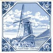 Tegels De Koperslager Zaandijk - Tegel 15x15 cm
