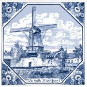 Tegels De Valk Montfoort - Tegel 15x15 cm