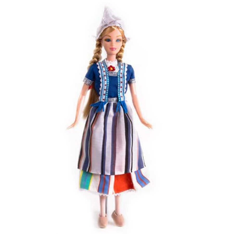 Fashion Doll Sandy 32cm - Traditional Holland Costume