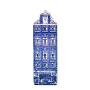 Delfts Blauw - Klein Viswinkel - Grachtenhuis