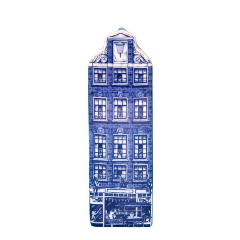 Delft Blue - Small Seafoodshop -  Canal House