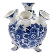Tulip Vases Flower Delft Blue - Tulip Vase 17cm
