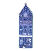 Delfts Blauw - Klein Tattoo Shop - Grachtenhuis
