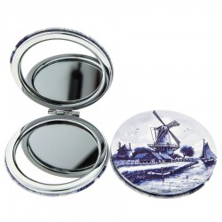 Windmill - Mirror Box Round