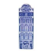 Delfts Blauw - Klein Klokgevel - Grachtenhuis