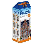 Entertainment House with the Heads - 500 pieces Jigsaw Puzzle