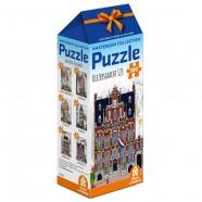 Legpuzzel - Huis met de Hoofden - 500 stukjes