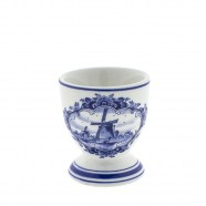 Egg Cup Holder - Windmill Delft Blue