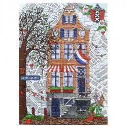 Jigsaw Puzzle - Canal House nr 2 - 100 pieces