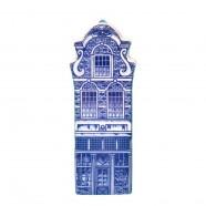Fantasie gevel - Grachtenhuis