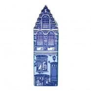 Delfts Blauw - Klein Rosse Buurt - de Wallen - Grachtenhuis