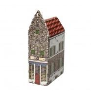 Polychroom - Klein Trapgevel - Grachtenhuis