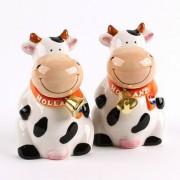 Koeien Peper en zout stel Zittende Koeien