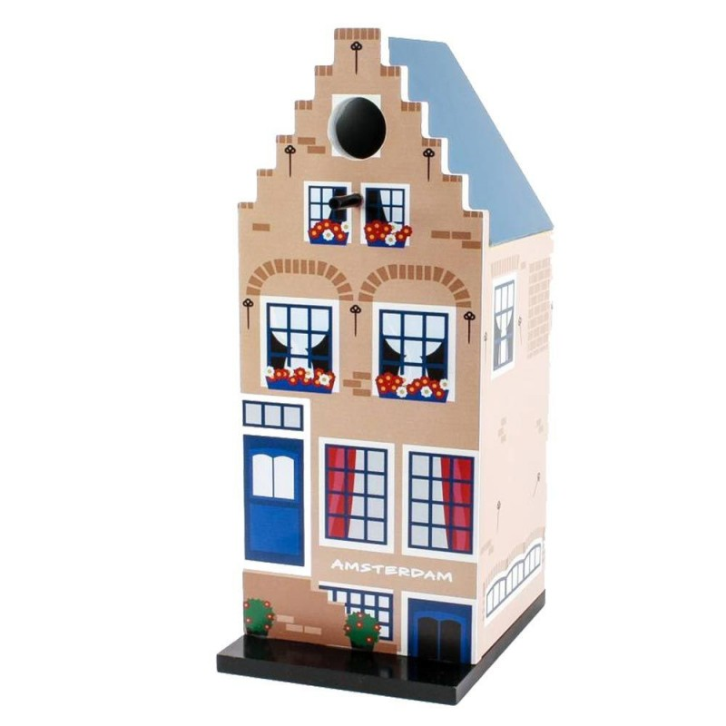 Canal house Step Gable Birdhouse