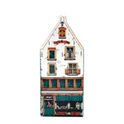 Polychrome - Large Triangular Gable -  Canal House