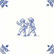 Old Dutch Children's Games Klootschieten - Childs Play 12,5 cm