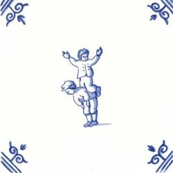 Akrobatiek - Kinderspelen 12,5cm