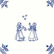 Oud Hollandse Kinderspelen Bellen Blazen - Kinderspelen 12,5cm