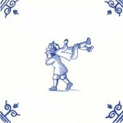 Oud Hollandse Kinderspelen Karnen en wegen - Kinderspelen 12,5cm
