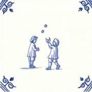 Oud Hollandse Kinderspelen Ballen Gooien - Kinderspelen 12,5cm