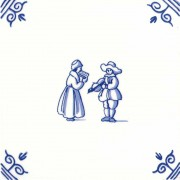 Old Dutch Children's Games Music - Childs Play 12,5 cm