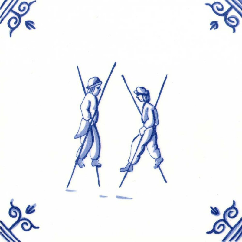 Steltlopen - Kinderspelen 12,5cm